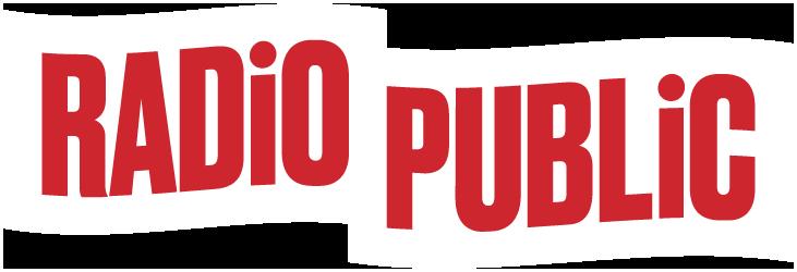 Radio Public Beyaz Logo